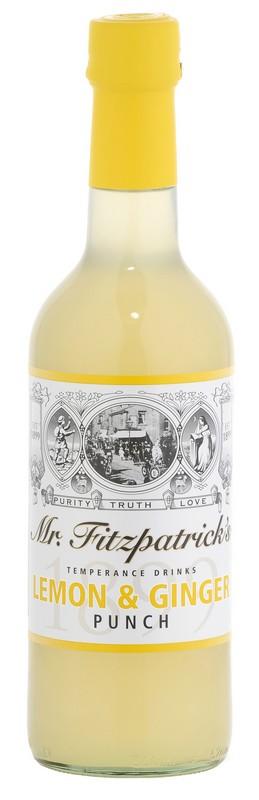 Mr Fitzpatrick's Lemon & Ginger Punch