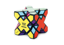 Skewb Xtreme - World's Most Fascinating Brainteaser