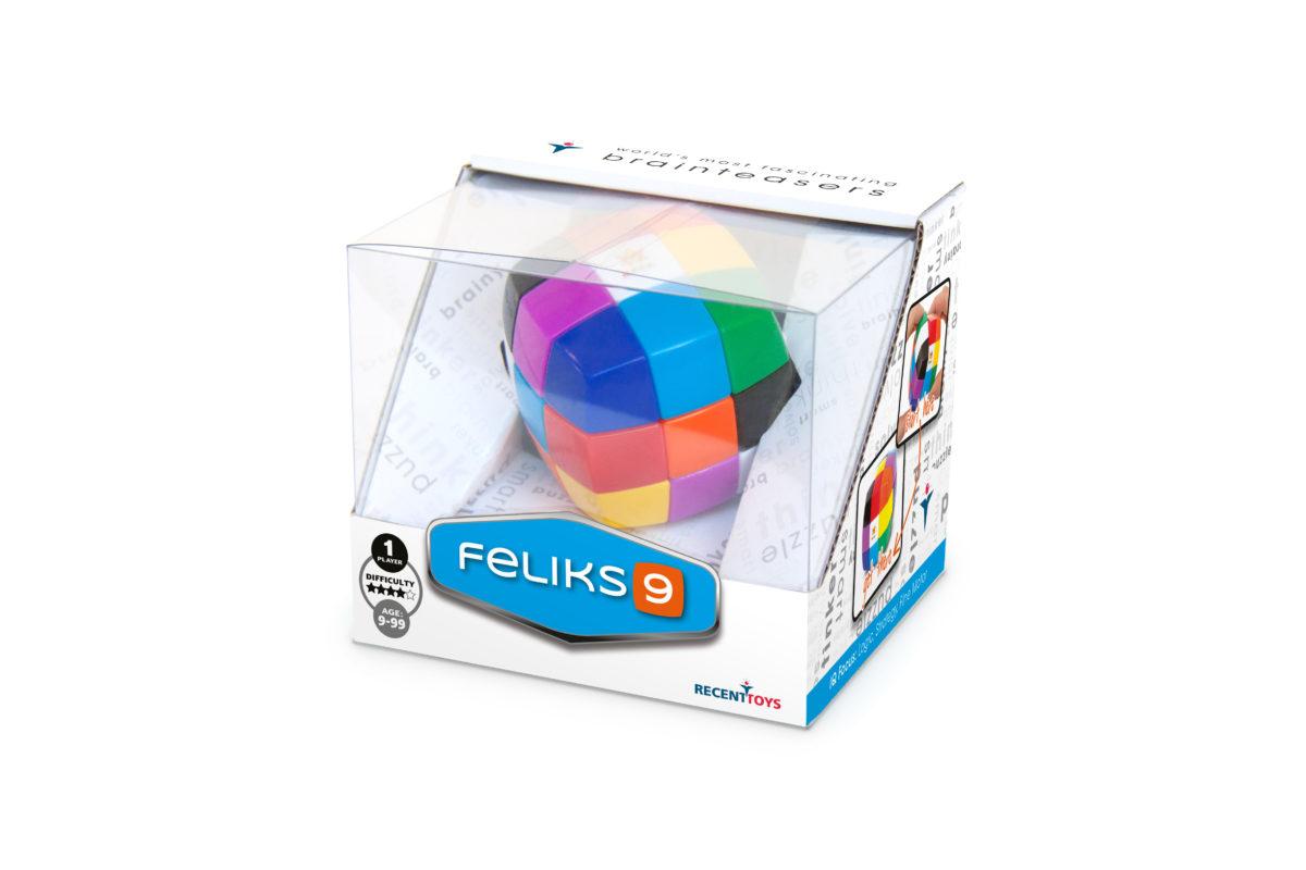 Feliks 9 - World's Most Fascinating Brainteaser