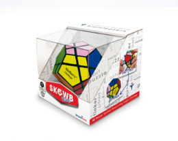 Skewb Ultimate - World's Most Fascinating Brainteaser