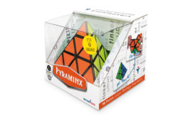 Pyraminx - World's Most Fascinating Brainteaser