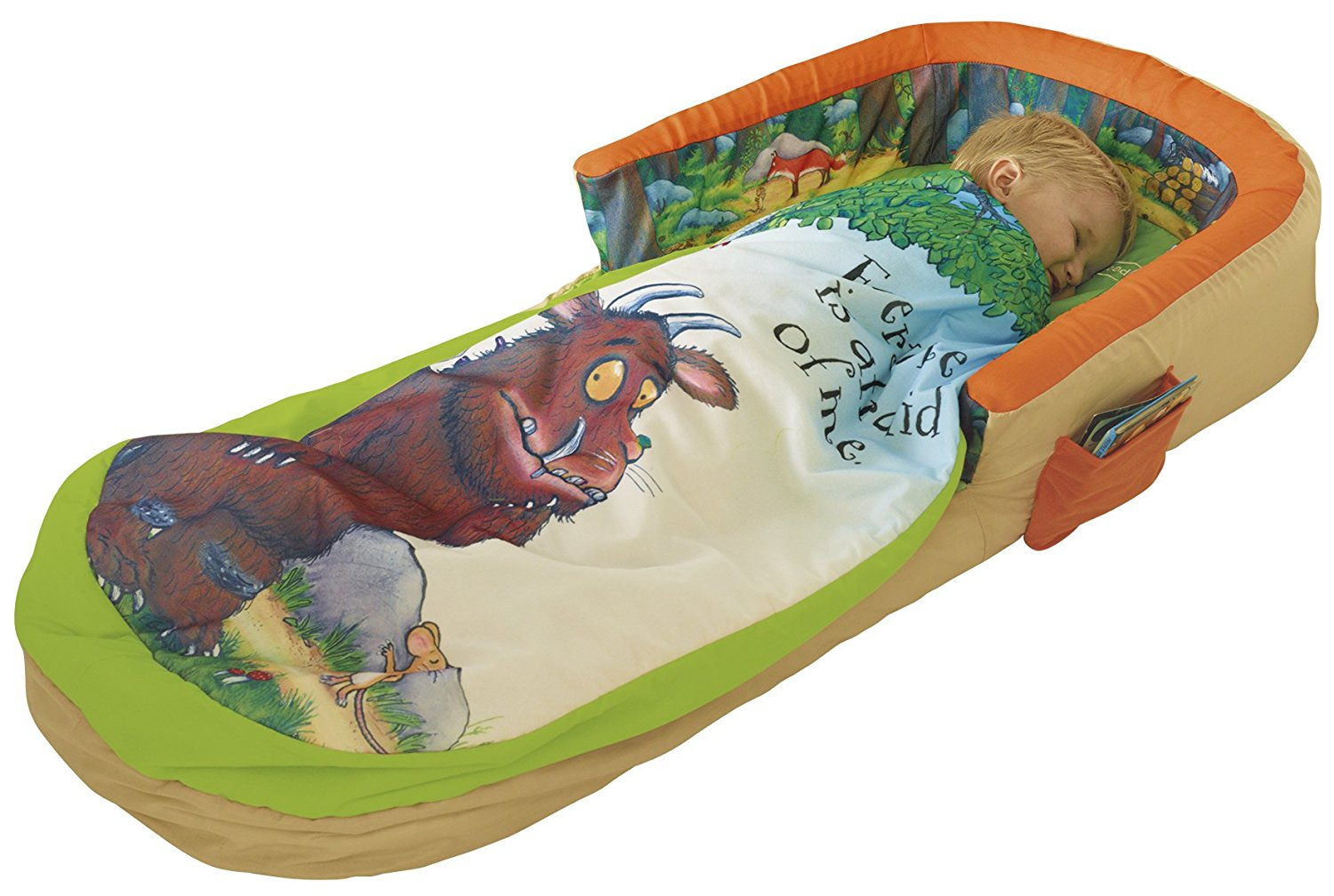 The Gruffalo My First ReadyBed - Toddler Airbed and ...