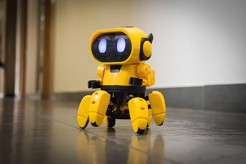 Интерактивный робот конструктор TOBBY в Сарапуле